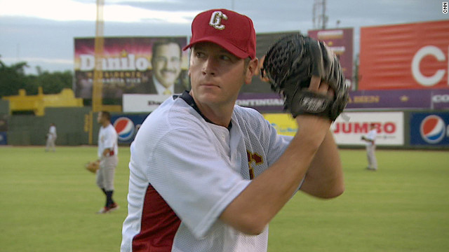 When pitching in the Dominican Republic, C.J. Nitkowski said he felt he was back to his normal self on the mound