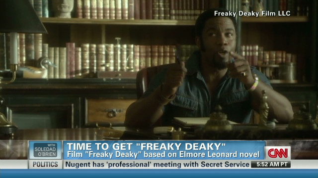 'Freaky Deaky' an homage to '70s film