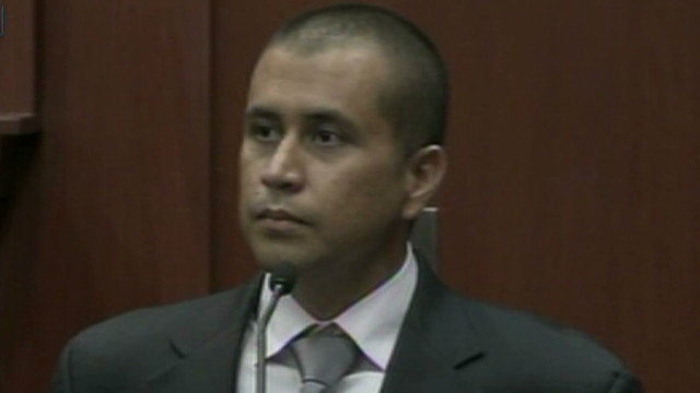 George Zimmerman: I am sorry