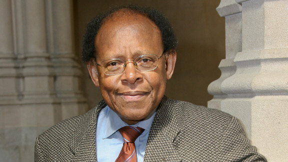 """James Cone once described himself as """"the angriest theologian in America."""""""