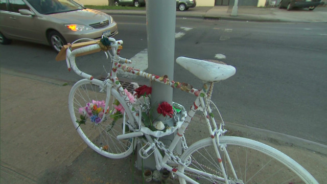 Injured bicyclists call for action