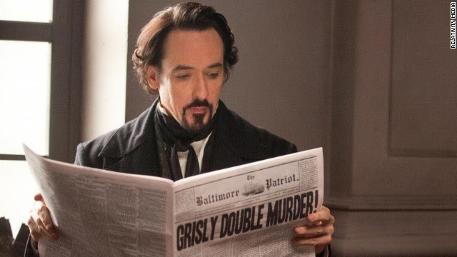 Cusack plays 'Godfather of Goth'