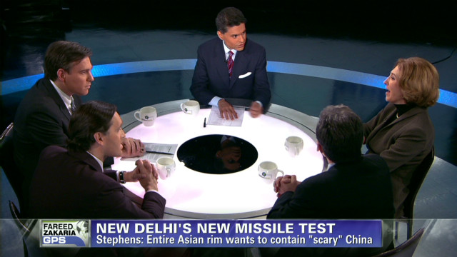 All-star panel on India, China & nukes _00010302