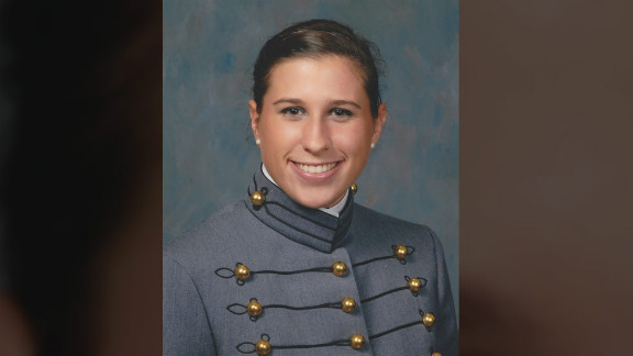 """Karley Marquet became """"depressed and suicidal"""" after the alleged incident and dropped out of West Point."""