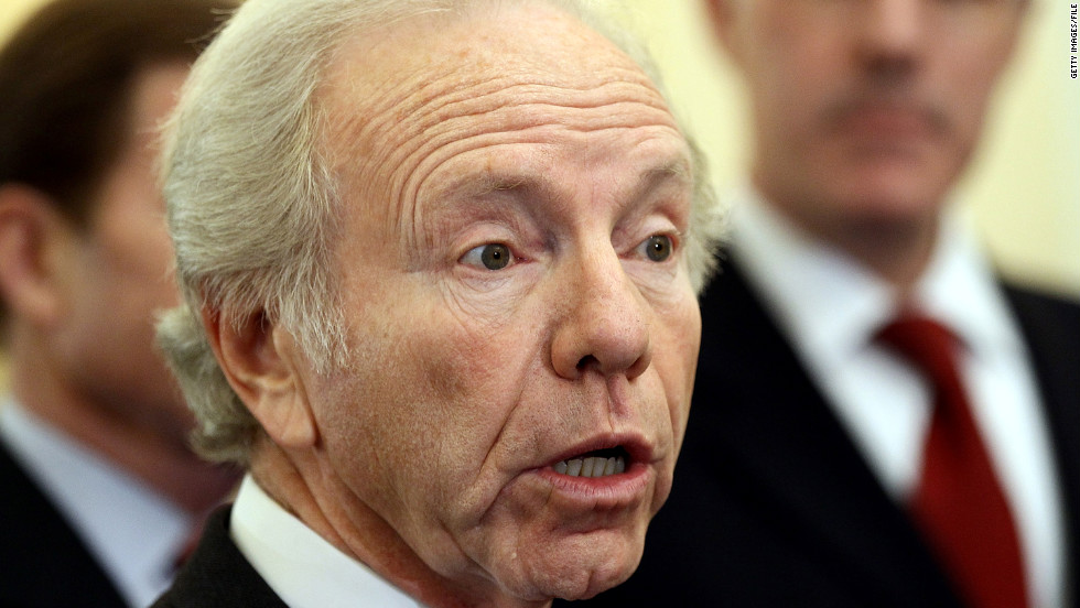Former Connecticut Sen. Joe Lieberman was a Democrat throughout his political career and began distancing himself from his party after George W. Bush won his first presidential election. Lieberman ran for re-election to the Senate as an independent in 2006 and supported Republican Sen. John McCain during his 2008 presidential bid.