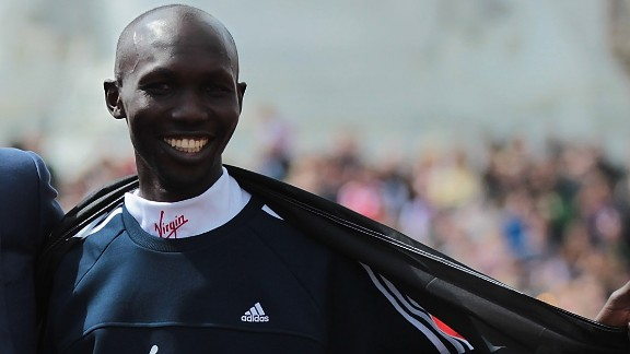 Wilson Kipsang believes he can go even faster after smashing the men