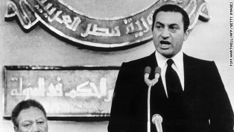 Hosni Mubarak, Egyptian strongman undone by the Arab Spring, dies at 91