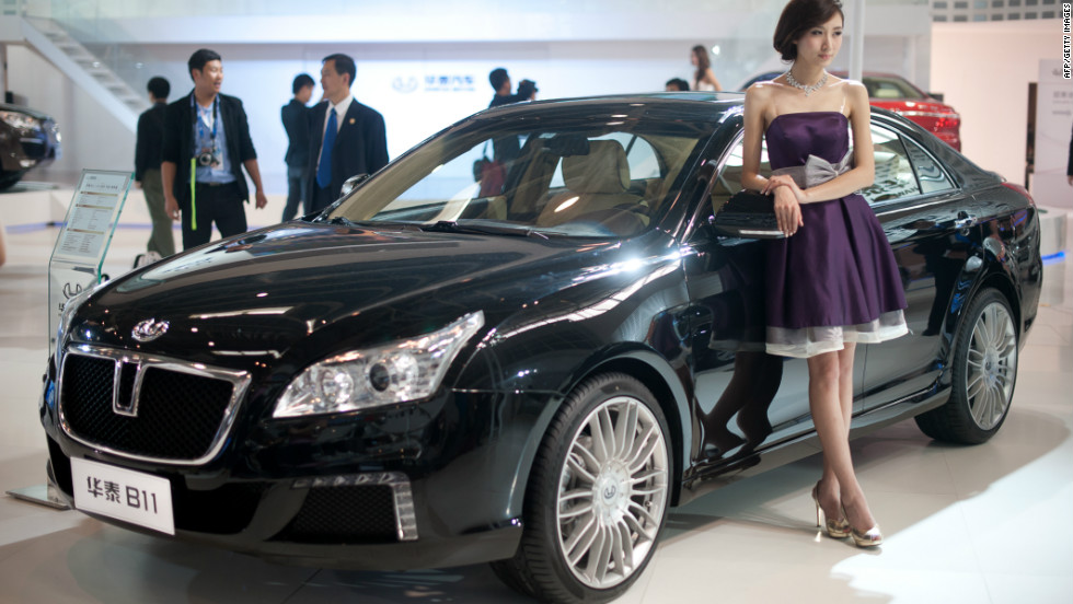 suvs luxury cars dominate beijing auto show cnn. Black Bedroom Furniture Sets. Home Design Ideas