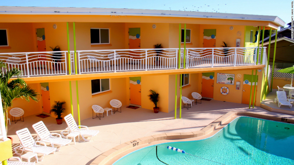 Secret Hotels Of Florida S Gulf Coast Cnn Travel
