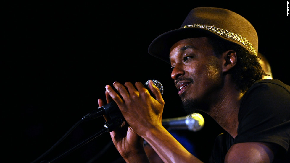 K'naan is a superstar from Somalia and a global hip-hop sensation. Critics have compared him to both Bob Marley and Eminem.