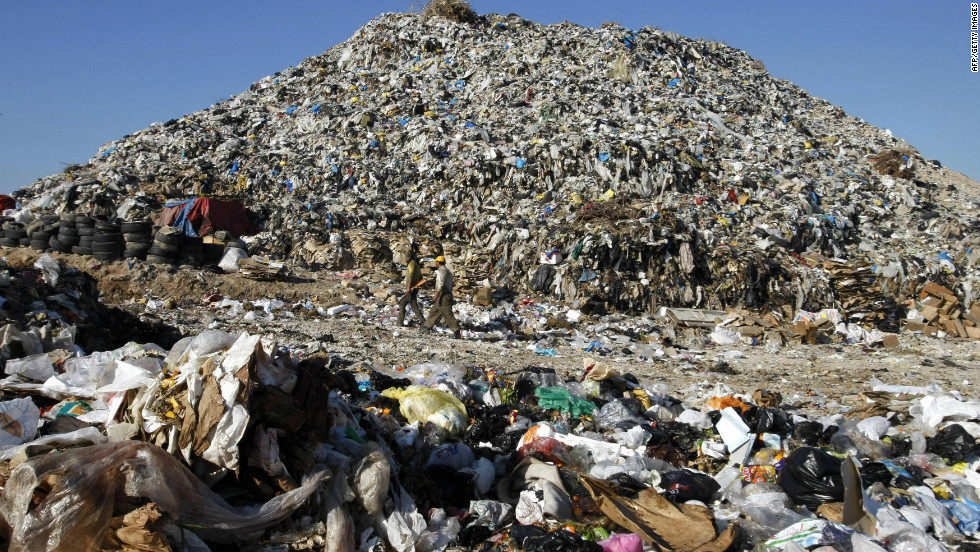 Trash city: Inside America's largest landfill site - CNN