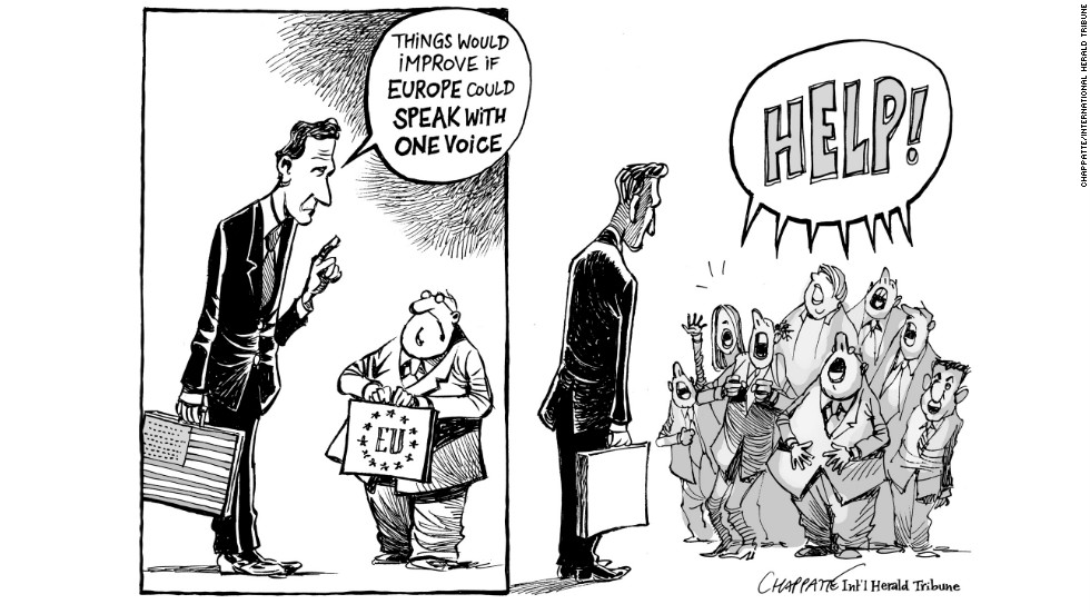 Chappatte S 2011 In Cartoons