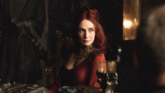 We've already seen what the Red Priestess can do when somebody stands in the way of her man, Stannis. It looked like poison, but was it something more supernatural?