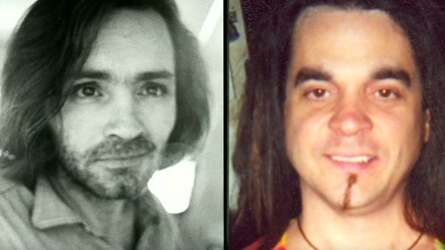 Is Manson my dad? DNA test will show