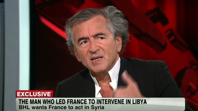 Part 1: Bernard Henri-Levy