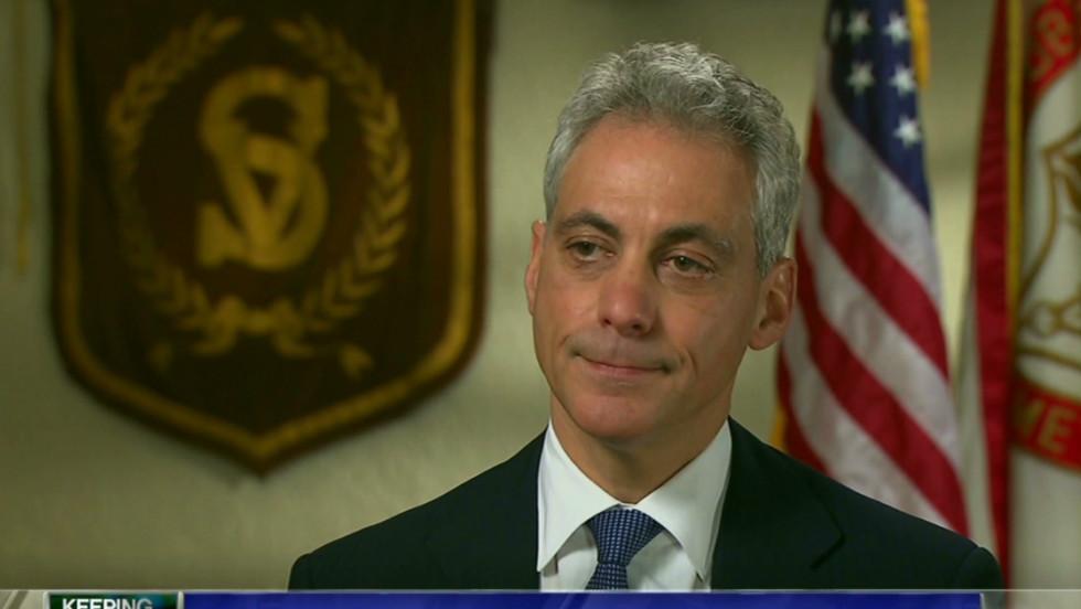 Emanuel: We have a gang problem