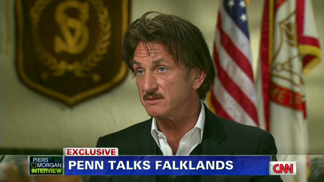 Sean Penn vs. Britain