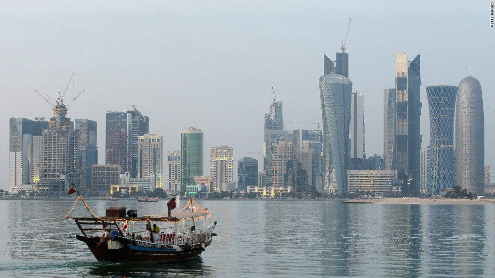 Qatar is a distant third with $93,352 per capita GDP.