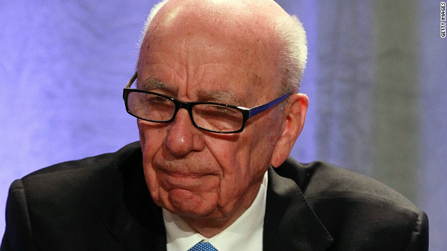 Rupert Murdoch, pictured here in October 2011, is known to remain attached to his newspaper operations.