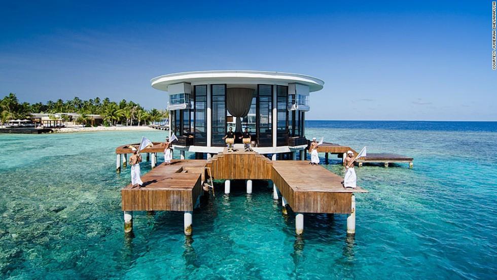 Los destinos tur sticos con los mejores hoteles del mundo for Los mejores hoteles de maldivas
