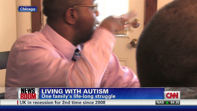 A  family's struggle with autism