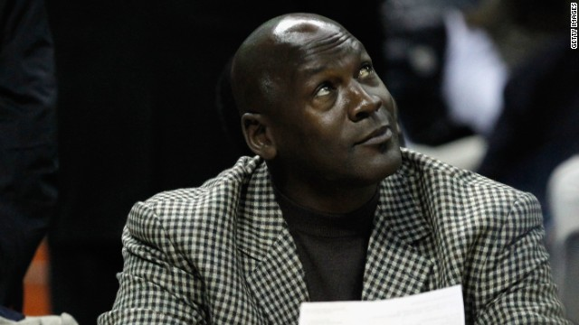 Charlotte Bobcats owner Michael Jordan may want to say a prayer during the NBA draft lottery Wednesday night.