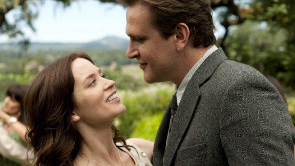 """Emily Blunt and Jason Segel star in """"The Five-Year Engagement."""""""