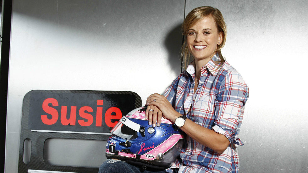 "Wolff has described F1 as the ""ultimate goal,"" and says she was determined to follow that dream."