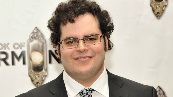 """Actor Josh Gad, shown here in 2011, is one of the creators behind the new NBC comedy """"1600 Penn."""""""