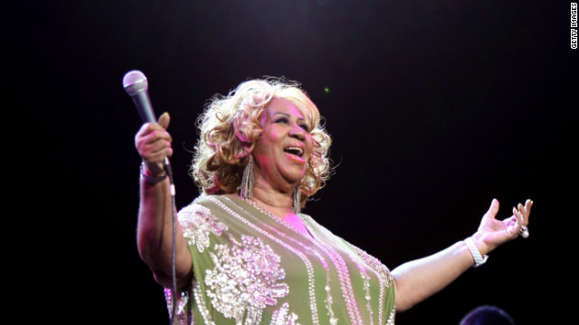 "Aretha Franklin told CNN she has long been a fan of ""American Idol"" and is interested in being a judge on the show."