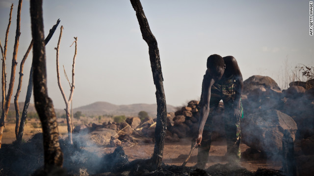 Sudan and South Sudan border clashes