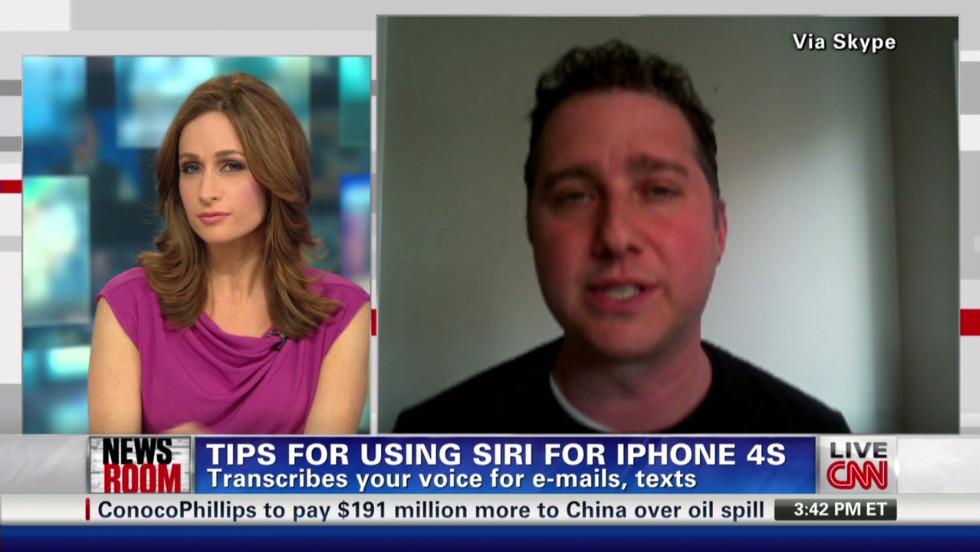 U0027Iu0027m The Original Voice Of Siriu0027   CNN