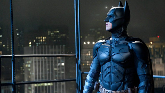 """""""The Dark Knight Rises"""" concluded director Christopher Nolan's trilogy on Batman."""