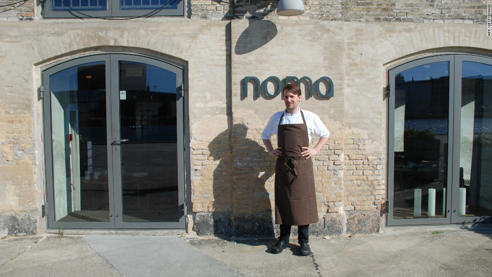 1. Noma, in Copenhagen, Denmark, took the top slot for three years in a row before dropping to second in 2013 and reclaiming top honors in 2014. Chef René Redzepi opened the restaurant in 2004.