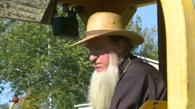 Amish sect leader must pay for lawyer