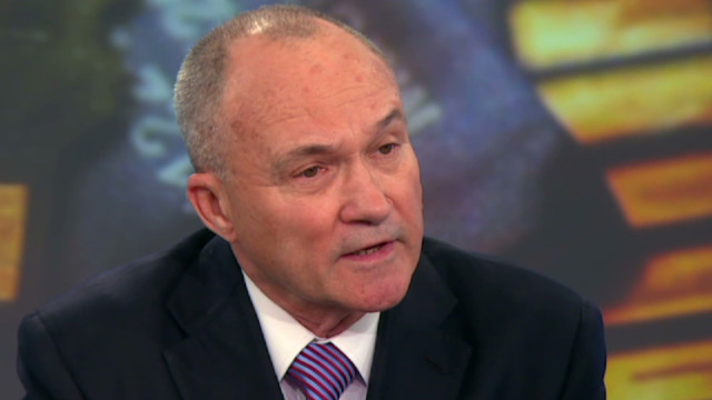 NYPD's Kelly: Terror threat still alive
