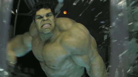 "Mark Ruffalo got to wear the Hulk's stretchy purple pants in ""The Avengers"" and its sequels. Eric Bana and Edward Norton played the character in two previous movies: ""Hulk"" (2003) and ""The Incredible Hulk"" (2008)."