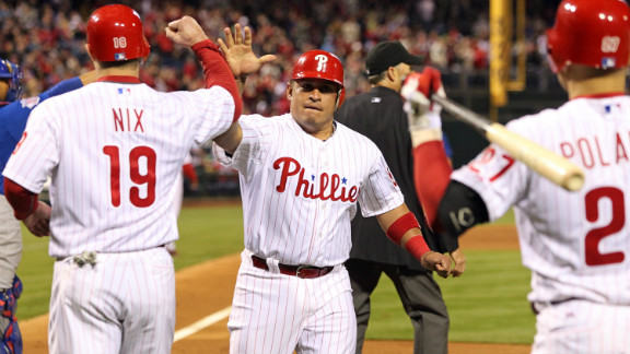 The Philadelphia Phillies are one of just three U.S. teams in the top 10. The baseball franchise