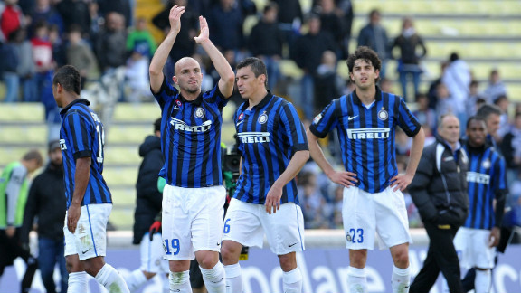 Internazionale sneaked into the top 10 with an average yearly salary of  $5.7 million for its players. It