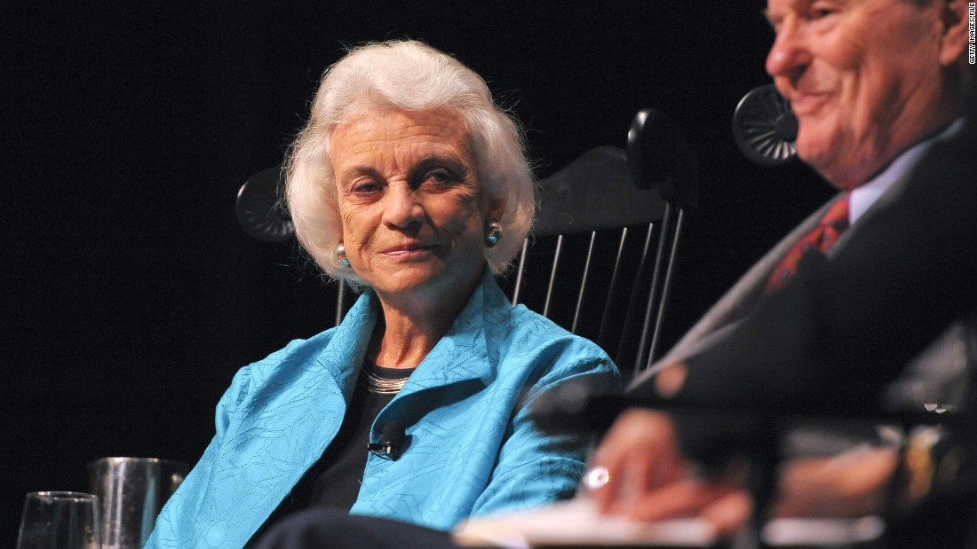 Sandra Day Oconnor Obama Should Name Scalias Replacement