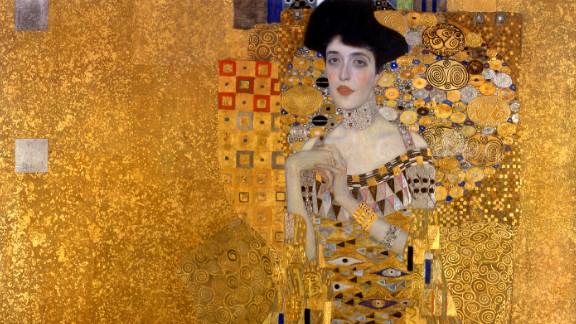 "Cosmetics heir Ronald Lauder paid $135 million in 2006 for ""Adele Bloch-Bauer I,"" a portrait by Gustav Klimt."