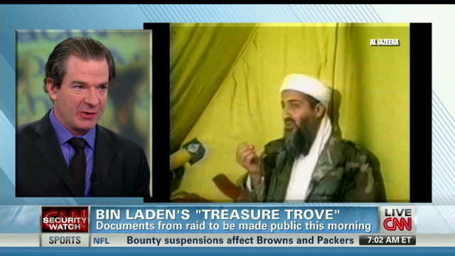 Bergen: Bin Laden 'a micromanager'