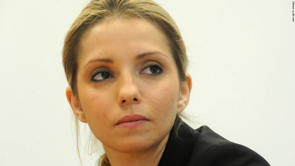 CNN spoke to Tymoshenko's daughter Eugenia about her mother's detention and alleged beating. The pictures caused a political firestorm, with many European leaders now boycotting the tournament.