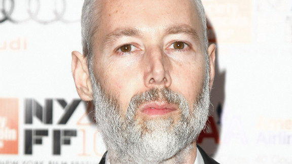 "Yauch appears at the premiere of ""The Social Network"" on September 24, 2010, in New York."