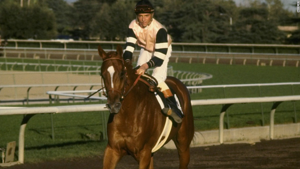 Kentucky is the first leg in the Triple Crown, the other two legs being the Preakness Stakes and the Belmont Stakes. Only 11 horses have ever completed the treble, the most recent of which was Affirmed (pictured) in 1978.