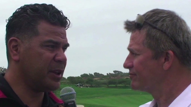 Junior Seau's last interview