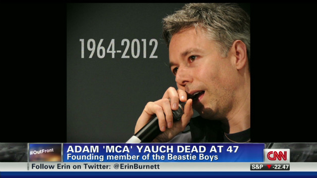 Legendary Beastie Boy dies at 47