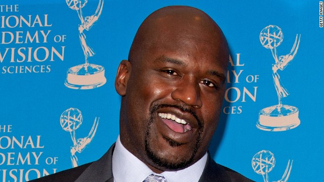 Former NBA star Shaquille O'Neal scored 28,596 points during his 19-year career.