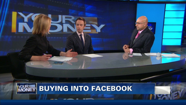 Should you invest in Facebook's IPO?
