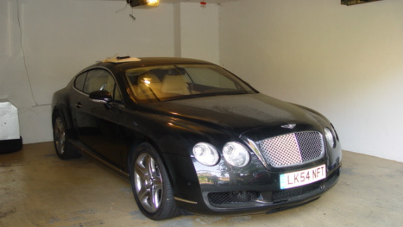 Using embezzled funds, Ibori bought fleets of Rolls Royces, this $200,000 Bentley and a Maybach, as well as a private jet worth $20 million.